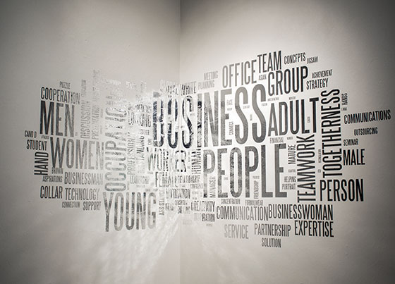 Untitled [After Yuri Arcurs / tag cloud]